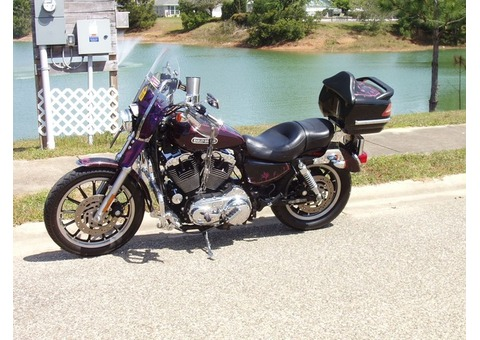 Harley XL 1200 Low Touring Sportster