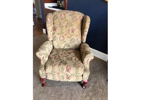 Lane Wing back chairs