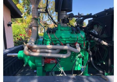 POWER SKID ORIGIN 488 CID PTO ENGINE